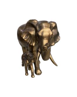 Elefante com Filho