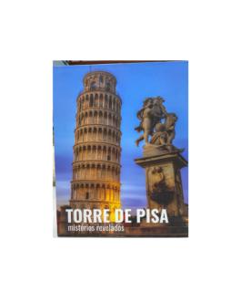 Caixa Livro Torre de Pisa