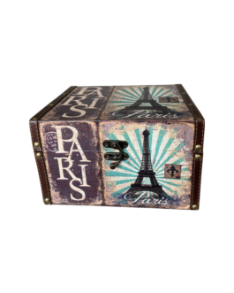 Caixa Baú Paris