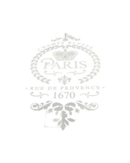 Quadro Espelho Paris I