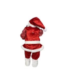 Boneco Papai Noel de Corda B