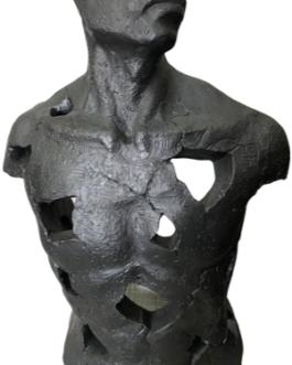 Busto Masculino Vazado