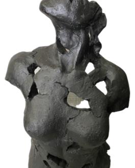 Busto Feminino Vazado