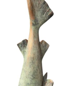 Escultura Rabo de Peixe